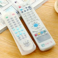 air conditioning videos - 1PC Silicone Video TV Air Condition Remote Controler Protective Cases Cover Waterproof Dustproof Protector Pouch Storage Bags