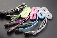 Wholesale Newest High Quality USB Cable Pass A Cable Meter ft for Micro V8 With Retail Package
