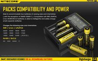 Wholesale Nitecore Battery Charger Nitecore I4 Charger for Universal battery Charger