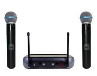 professional karaoke system - PGX242 BETA58 PRO WIRELESS DUAL MICROPHONE SYSTEM PGX24 PGX4 PGX2 for UTF TYPE MIC Handheld microphone Professional microphone system