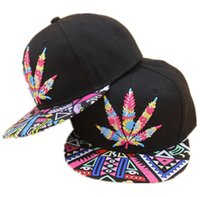 animal muse - New Ball Caps Colorful herb women and men Baseball Hat MUSE SNAPBACK Hip hop Leafs Snapback Baseball Cap