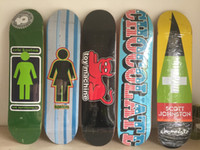 Wholesale Brand Mixed canadian maple pattern new sk8ers Girl classic pattern with size quot Pattern Skate Decks