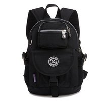 Wholesale 2016 Fashion Mini Sport Waterproof Nylon Backpack Casual Lightweight Strong Daypack for Girls