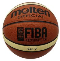 Cheap High Quality 2017 GL7 Indoor Outdoor Leather Basketball Official Size 7 Basketball Ball PU Match Training Equipment