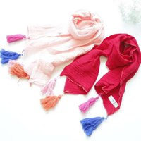 accessories scarfs - Girls Scarves Kids Scarf Fashion Children Scarves Korean Autumn Winter Scarf Kids Scarves Girl Scarf Childrens Accessories Ciao C28821