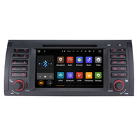 android tv series - Joyous quot Autoradio Quad Core Android Car DVD Player GPS Navigation For BMW Series E39 X5 E53 M5 Head Unit AudioStereo