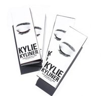 Wholesale Stocking Kylie Cosmetics Kylie Kyliner In Brown AND Black Kyliner Kit Birthday Edition Dark Bronze Set DHL