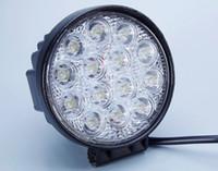 Wholesale Flood spot Beam Light w LED Work Light LED Work Lamp Car Headlight
