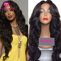based costing - 150 density no extra cost full lace lace front with silk top body wave Silk Base Full lace wig Lace Front Wig With Baby Hair