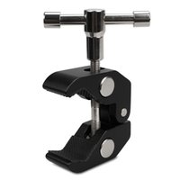 bar photos - DGOO Super Clamp Large Size w Inches Inches Threaded Hole for Camera Umbrellas Shelves Cross Bars Lighting Photo Accessories