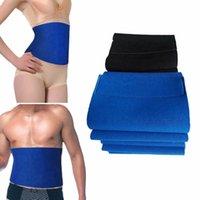 Compra Body wrap slimming-Nuevo peso de la pérdida de peso del sudor de la grasa de la quemadura del ejercicio del condensador de ajuste de la cintura de las mujeres de los hombres que adelgaza que envuelve la estructura del cuerpo de la correa