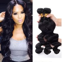 big deals - Big Sale Malaysian Loose Wave Hair Extension g Unprocessed Malaysian hair weave Human Hair Weave Bundle Deals
