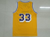 best free logos - Throwback Rev Basketball Purple Yellow jersey Best quality Embroidery Logos Size S XXL