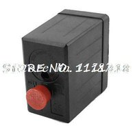 230V air compressor control switch - Black V A PSI Bar Air Compressor Pressure Control Switch Valve Housing