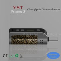 advanced battery factory - 2016 advanced ceramic vaporizer VST herbal vaporizer with changeable battery factory directly supply and by E post