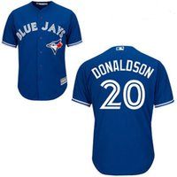 Wholesale Toronto Blue Jays Jersey th Anniversary Troy Tulowitzki Kevin Pillar Jose Bautista Josh Donaldson Russell Martin