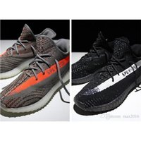 air yeezys shoes - With Original Box Yeezys SPLY Boost V2 Season running shoes Season SPLY Sneakers kanye west shoes Size