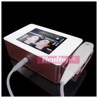 scalpel - 2016 Portable Hifu High Intensity Focused Ultrasound Face lift Machine Harmonic Scalpel Hifu Korea With cartridges Equipment
