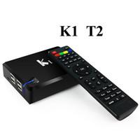 avi receiver - K1 T2 Android TV Box DVB T2 Terrestrial TV Receiver KI T2 Amlogic S805 Quad Core GB GB KODI Smart HD WiFi