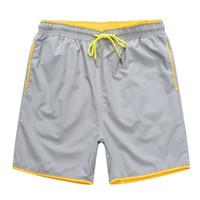 basket ball shorts - Plus Size Men Swimwear Shorts Men s Sports Football Running Badminton Fitness Basket Ball Shorts Brand Beach Board Shorts
