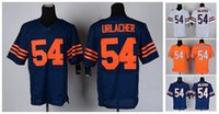 bears authentic jerseys - HOT SALE Men s Bears Elite Football Jerseys URLACHER High Quality Stitched authentic Four Colors Allowed