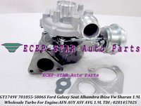 Wholesale GT1749v S Turbo For Ford Galaxy Seat Alhambra Ibiza VW Sharan AVG AUY AFN ASV L TDI