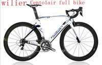 Wholesale 2016 NEW wilier cento1AIR T1000 UD carbon complete road bike bicycle frameset frame wheels handlebar saddle Ultegra groupset parts