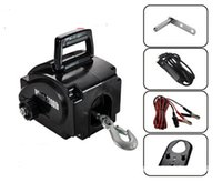 Wholesale 5000LB V wireless remote Yacht Winch Boat winch Barge winch V lb ELECTRIC WINCH