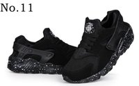Wholesale firee shipping New Huarache running shoes Huraches Basketball shoes trainers for men women outdoors shoes Huaraches sneakers Hurache