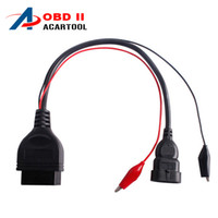 alfa fiat lancia - Best Selling OBD OBD2 Fiat Pin Alfa Lancia to Pin Diagnostic Cable Car Connector Fiat Pin