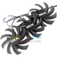 Wholesale PLD09210D12HH sapphire R9 X R9 X R9 R9 X Vapor X OC graphics card Cooling fan