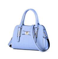 Wholesale Lady handbags new fashion handbags inclined shoulder bag is contracted handbag joker pillow bag female bag bag