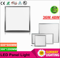 Cheap 600x600mm panel light Best led panel