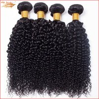 Cheap Kinky Curly Virgin Hair Top Selling Brazilian Malaysian Peruvian India hair Can Be Dyed Hot Hair Products Human Hair Weave