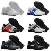 air max shox - New arrival Drop Shipping Cheap Famous Shox Current Kids Boys Mens Running Shoes Max Sneaker Trainers Size