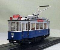 atlas cities - Original package hyperfine Atlas Swiss city tram train resin pvc static simulation model