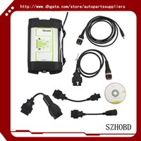 automotive tools diagnose - Best quality Volvo Vocom Interface for Volvo Renault UD Mack Multi languages Truck Diagnose Support Online Update