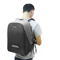 Wholesale Anti theft backpack with USB charging port Laptop Bag Briefcase Waterproof Bag laptop bag travelling bag