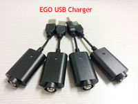 Wholesale 2016 USB Charger Electronic Cigarette EGO Charger for ego ego t ego w ego c Battery e cigarette V mA V input high quality
