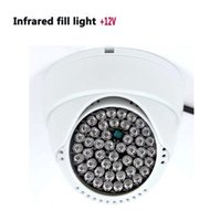 Wholesale 12V infrared camera monitoring light night vision infrared lamp LED Illuminator light for CCTV Security Camera