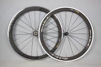 aluminum alloy rims - 2016 T1000 k NEW TOP C mm Aluminum alloy brake surface carbon road wheels racing bike rim bicycle cycling wheelset black red color