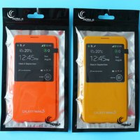 Wholesale Large Size cm Black Zip Lock Retail Package Plastic Packaging Bag For iPhone S Plus Samsung Galaxy Note Case