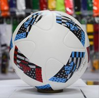 Wholesale 2016 the bundesliga football game seamless adhesive PU football a batch