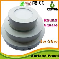 Cheap Led Surface Mounted Panel Light Best mounted led panel