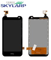 Wholesale LCD Module With Touch Screen Replacement for HTC Desire D310W Dual SIM black with touchscreen