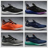 Cheap With Box Adidas Yeezy Boost 330 Men Women Running Shoes High Quality Yeezys Alphabounce Cheap Fashion Jogging Shoes Free Shipping