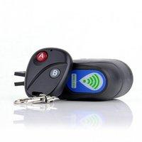 Wholesale Professional Anti theft Bike Lock Cycling Security Lock Wireless Remote Control Vibration Alarm dB Bicycle Vibration Alarm