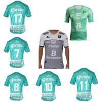 Wholesale 2016 Club Leon soccer jerseys home away MEXICO LIGA shirts thai quality