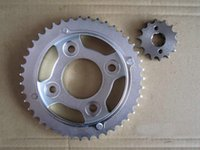 Wholesale factory wholesales cg125 fan sprocket wheel high quality motorcycle spare parts