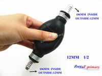 Wholesale Hand Primer Pump mm Length mm Bulb Type Boat Fuel Diesel Kart Karting